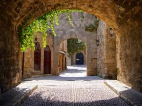 арка кирпичная
