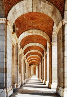 арка в мадриде