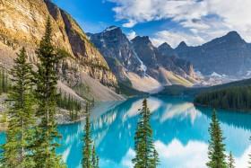 озеров горах