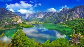 пейзаж австрия