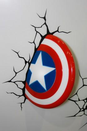 капитан америка, щит