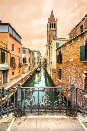 венеция, мост