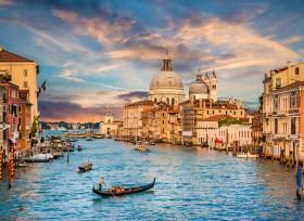 венеция, гандолы