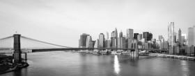 Нью-Йорк панорама