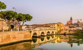 город италии, мост