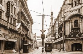 шанхай старый город
