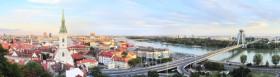 Братислава панорама