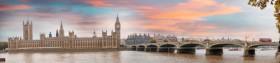 Лондон панорама