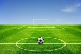 стадион, мяч