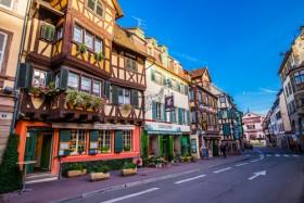 старый город, Франция