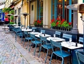 кафе, Париж