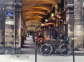 кофейни, Париж