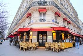 Париж, кофейни