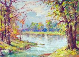 природа осень