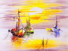 картина Венеция