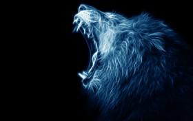 лев цифровой